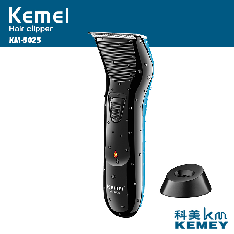 kemei 0mm hair trimmer electric hair clipper barber hair cutting machine for man tool shaver rechargeable beard shaving razor цена