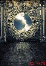 Dia das bruxas Espelho Fotográfico Backdrops Foto Fundo