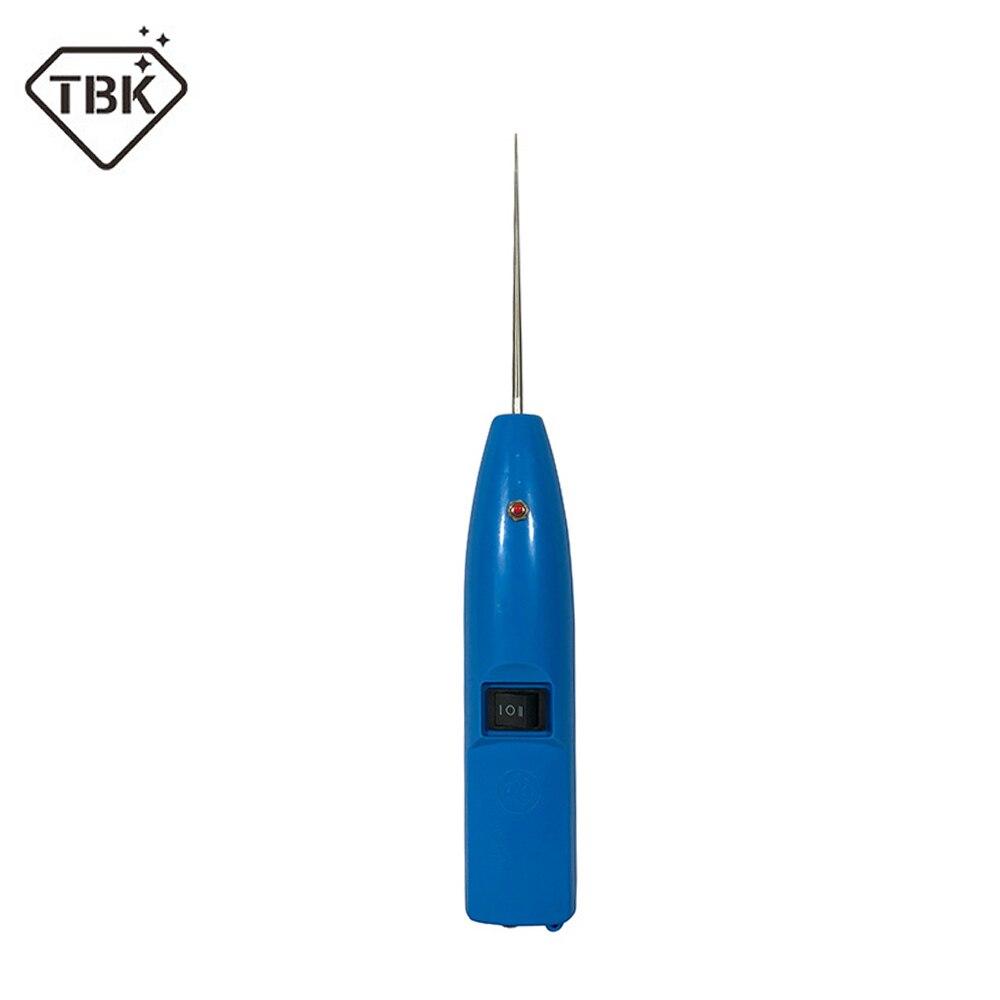 100% Originale TBK TBK-007 OCA Colla Macchina Pulita Professionale UV Colla Adesiva Rimuovere Clean Tool Per iphone samsung LCD Schermo
