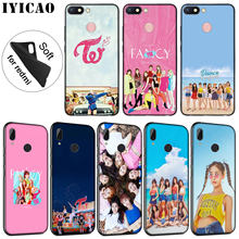 IYICAO TWICE KPOP FANCY YOU Soft Silicone Phone Case for Xiaomi Redmi K20 8A 7A 6A 5A S2 4X 4A GO Note 8 7 5 Plus 6 Pro Cover(China)
