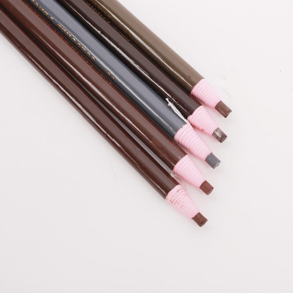 NEW Biomaser 1 PCS Perfect Eyebrow Shadows Waterproof Longlasting Tool Tattoo Accessories Maquiagem Eyebrow Pencil  Tattoo Tools