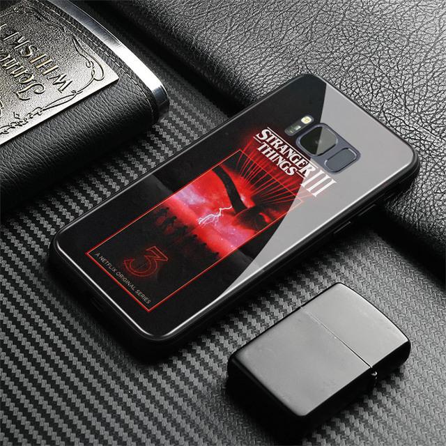 STRANGER THINGS SEASON 3 SAMSUNG PHONE CASE