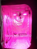 1pcs Grow Tent With 2 Pcs 90W Red 630nm Led Grow Light Sold As A Whole