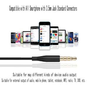 Image 5 - Cuffie di Musica Auricolari Stereo Gaming Wired Auricolare In Ear Con Microfono Per xiaomi iPhone Samsung MP3 Musica Auricolare