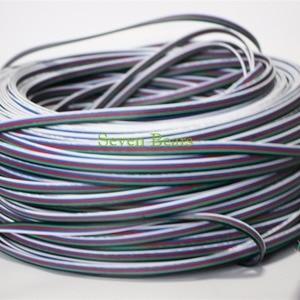 10m 20m 50m 5 pins RGBW RGBWW