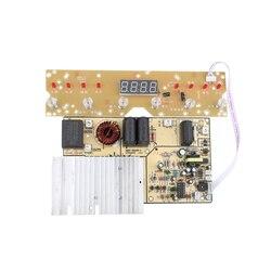 2300 W 220 V płytka drukowana PCB z cewki elektromagnetyczne ogrzewanie Panel sterowania dla kuchenka indukcyjna w Części do kuchenek indukcyjnych od AGD na