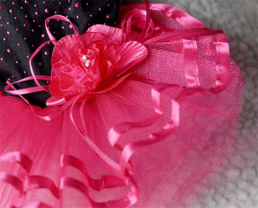 Practical 2018 NEW Fashion Hot Pet Dog Pupp Diamond Pet Dog Flower Dress Tutu Lace Skirt Princess Clothes Dress Wholesale