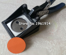 NEW Hand Held Manual Round 32mm 1 1 4 Paper Graphic Punch Die Cutter for Pro