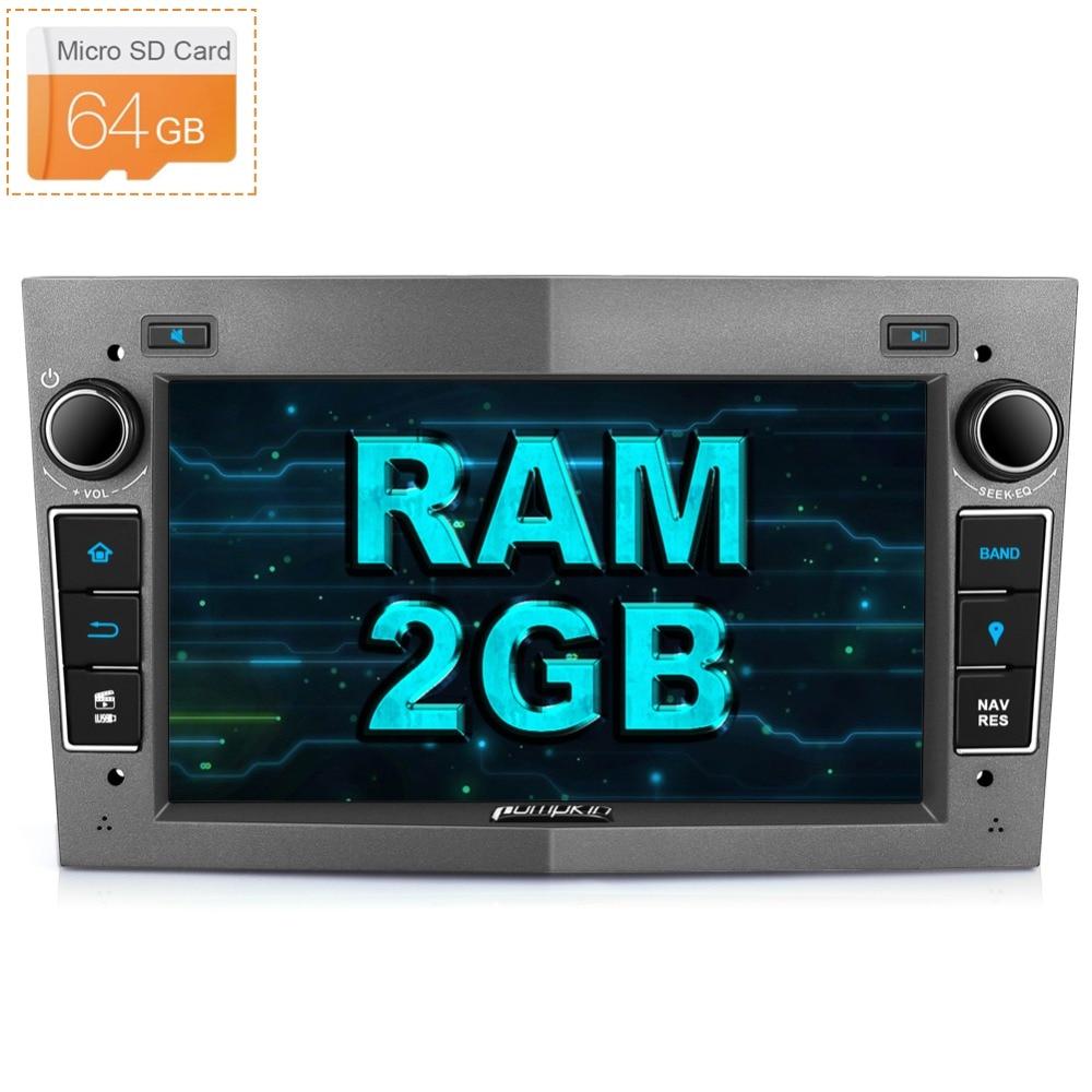 2 GB Android 5.1 Auto Stereo Radio für Vauxhall Opel Vectra Zafira...