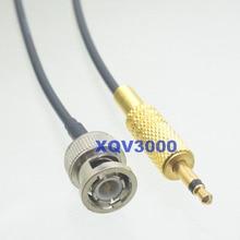 """3,5 мм 1/"""" подойдет как для повседневной носки, так штекер BNC штекер RG174 10FT Кабельное радио антенна Аудио"""