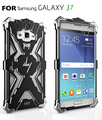 Para samsung j5 2016 simon thor aluminio metal case para samsung galaxy j7 2016 de protección para smartphone
