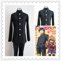 Toradora TIGER X DRAGON Ryuuji Takasu Cosplay Costume Men Suit Free Shipping