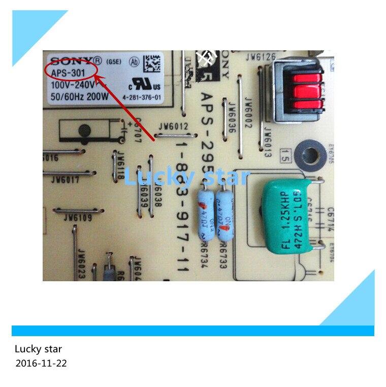 Originale KDL-46EX720 scheda di alimentazione 1-883-917-11 APS-301Originale KDL-46EX720 scheda di alimentazione 1-883-917-11 APS-301