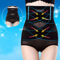 Women Postpartum High Waist Tummy Control Panties Firm Mesh Breathable Body Shapers Briefs Slimming Belly Waist Trainer Q1221
