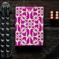 Details About New Hustlers Purple Deck Playing Cards Daniel Madison LIMITED Ellusionist T11 Magic Tricks