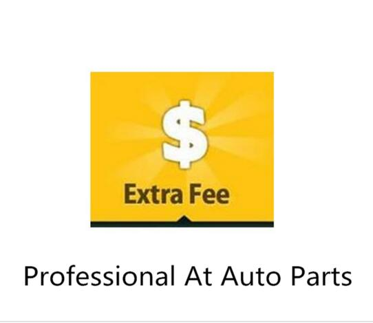 Extra Fee extra shipping cost extra fee freight charges