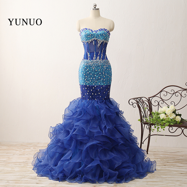 Aliexpress Buy New Real Photos Stunning Formal Evening Dress