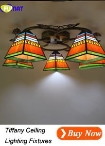 Tiffany Ceiling Lighting Fixture