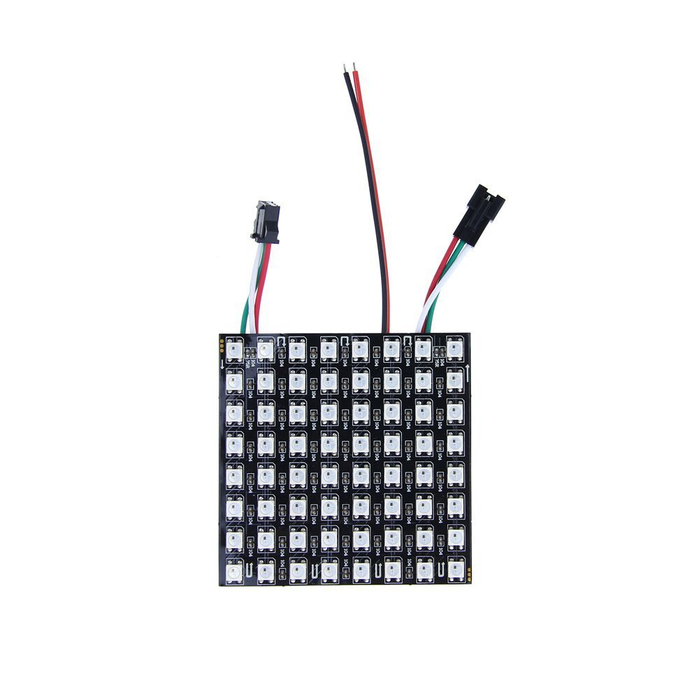 Led Flexible Full Color Pixel Screen Ws2812b Sk6812 Dot Matrix China Printed Circuit Board Fpcb Fpc Display 8x32 16x16 8x8 In Rgb Controlers From Lights Lighting On Alibaba