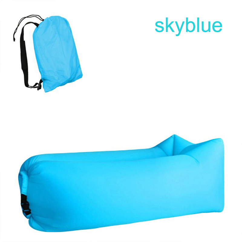 Light-sleeping-bag-Waterproof-Inflatable-bag-lazy-sofa-camping-Sleeping-bags-air-bed-Adult-Beach-Lounge