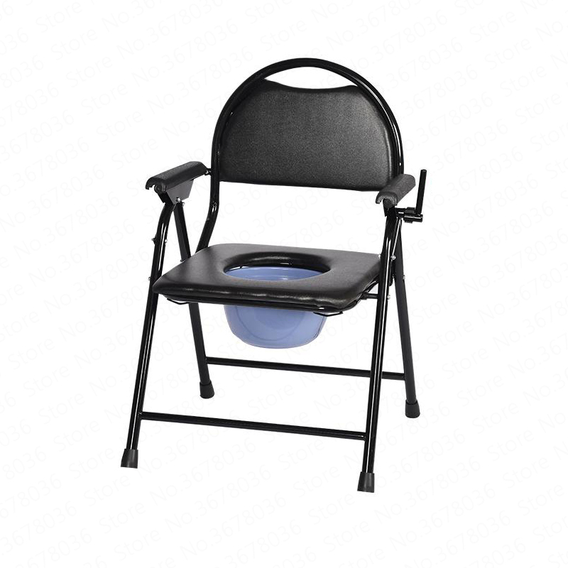 Pregnant Women Disabled Seniors Toilet Chair Elderly Stool Toilet Folding Toilet Chair