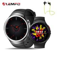 LES1 Bluetooth Teléfono Inteligente Compatible Con Nano SIM GPS Tarjeta Del Corazón Satch tasa de Reloj Inteligente Android 5.1 OS Inteligente Para Android IOS
