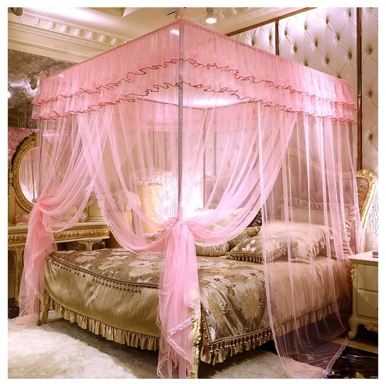 32cm Thick Bracket Romantic Summer Bedroom Mosquito Net