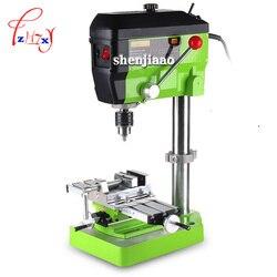 220V 680W jakość Mini wiertarka elektryczna DIY 5168E zmienna prędkość Micro wiertła zaciskarki 1PC