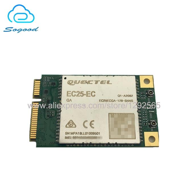 US $35 89 10% OFF|Quectel EC25 EC25 EC Mini Pcie B1/B3/B7/B8/B20/B28A 4G  FDD LTE/TDD LTD CAT4 Module for Korea Thailand EMEA 100% New&Original on