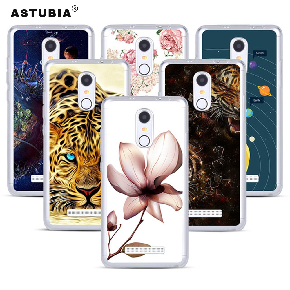 Astubia For Xiaomi Redmi Note 3 Pro Case Cover Special Edition Slim Matte Gea Baby Skin 3s 3pro Hardcase 3i Prime Se 152mm Floral Elsa Pattern Silicone