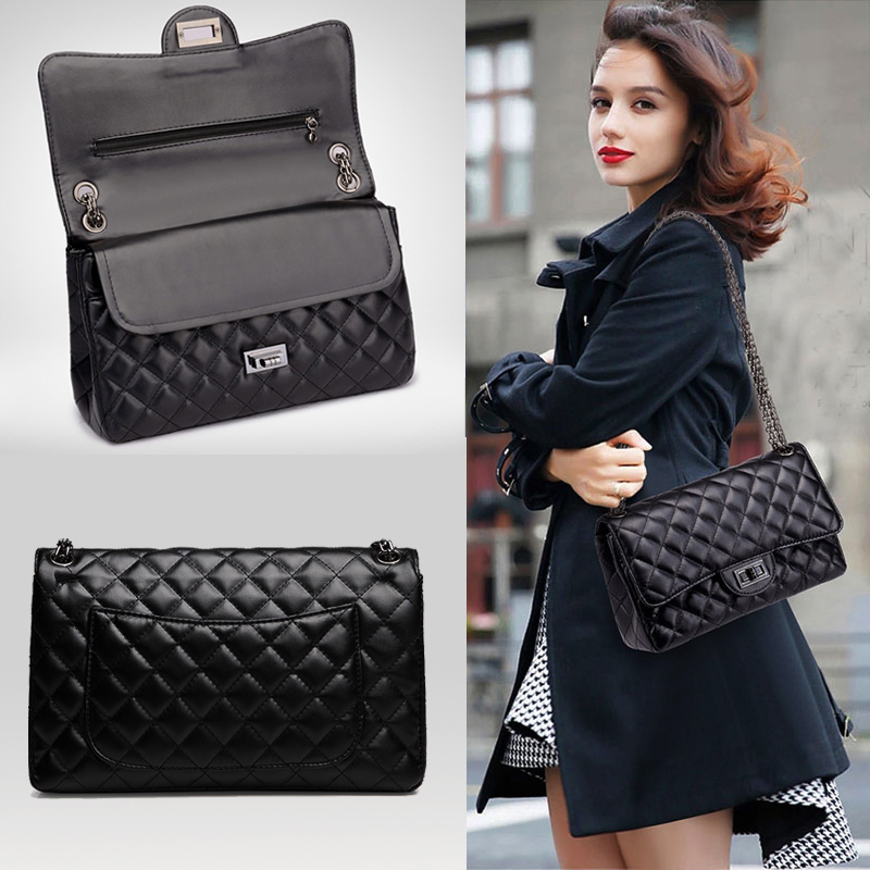 Z0001 luxury Brand Crossbody Bags sheepskin Women shoulder Bag Designer Handbags High Quality Chain Ladies Women