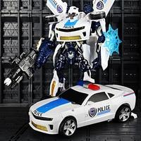 42 cm Transformation Roboter Auto modell action spielzeug brinquedos Robocar Junge spielzeug Klassisches Spielzeug Action-figuren Geschenke Für Kinder