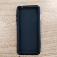 Capa mp3, capa protetora de silicone para redant mp3 music player walkman r6