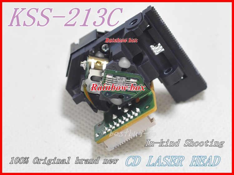 100% nouveau Original KSS-213 KSS-213C CD ramassage optique peut remplacer KSS-213B lecteur CD/VCD tête laser KSS 213C KSS-213CL KSS213C