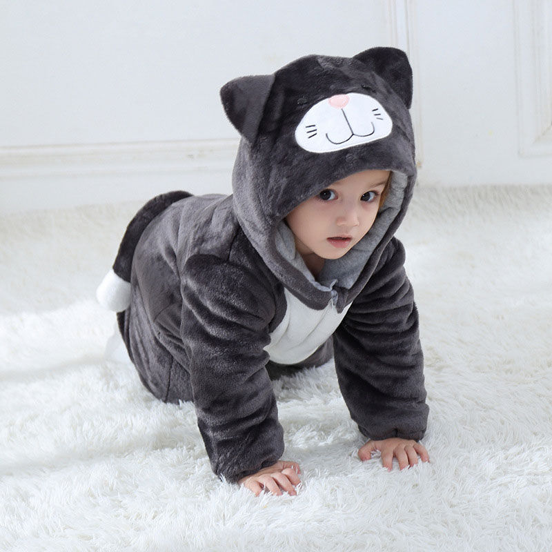 Infant cat costume