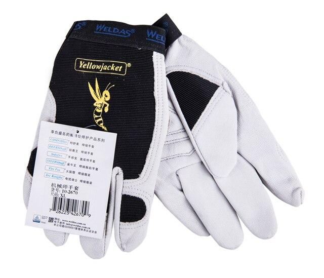 grain goat leather driver gloves sheepskin leather work gloves
