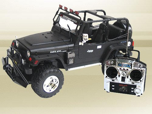 Rc Buggy 1  6 Scale Hummer Jeep Supreme Cross Country Car