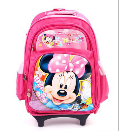 Mickey Minnie Mouse Children School bags Hello Kitty Backpack Kids ...