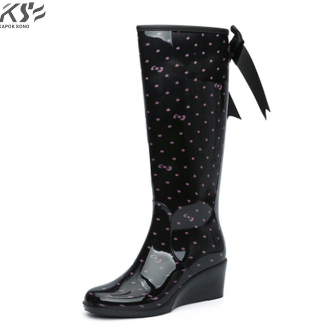 in stock ada52 0b5c0 Femmes-bottes-de-pluie-imperm-ables-grande-dame-rainboot-de-luxe-designers- chaussures-femmes-imperm-ables.jpg 640x640.jpg