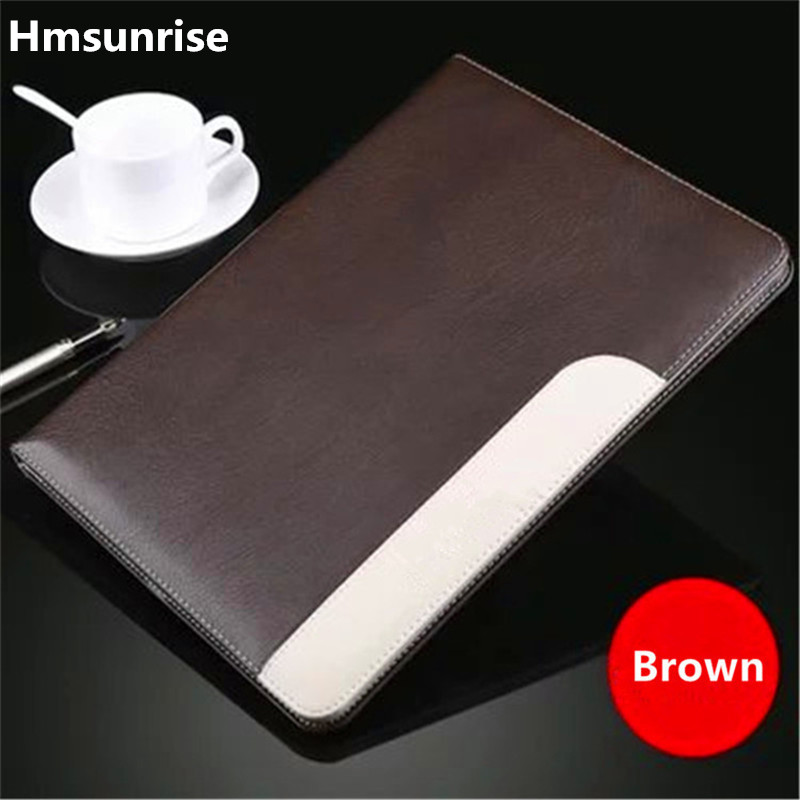 Hmsunrise Ultra Thin Folio case For apple ipad Pro 10.5 inch 2017 Tablet Stand Cover Auto Wake Up Sleep For ipad A1701 A1709