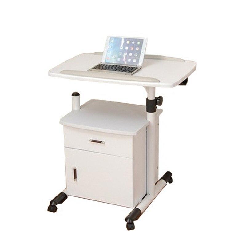 F #8209 Yi Сямэнь ноутбук comter стол с шкаф Подвижные Подъемные прикроватной тумбочке к таблице Книга Бесплатная доставка