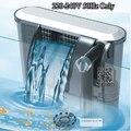 Cascada Filtro Del Acuario, bomba de Filtro Externo de montaje en Pared Skimmer Aceite de Procesamiento de Películas, acuario Skimmer de Superficie