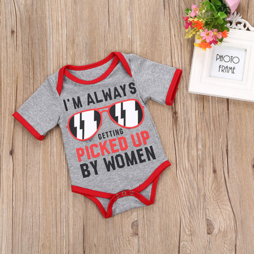 BrowneOLp Infant Tee Daddyys Little Man Baby Organic Short Sleeve T-Shirt White
