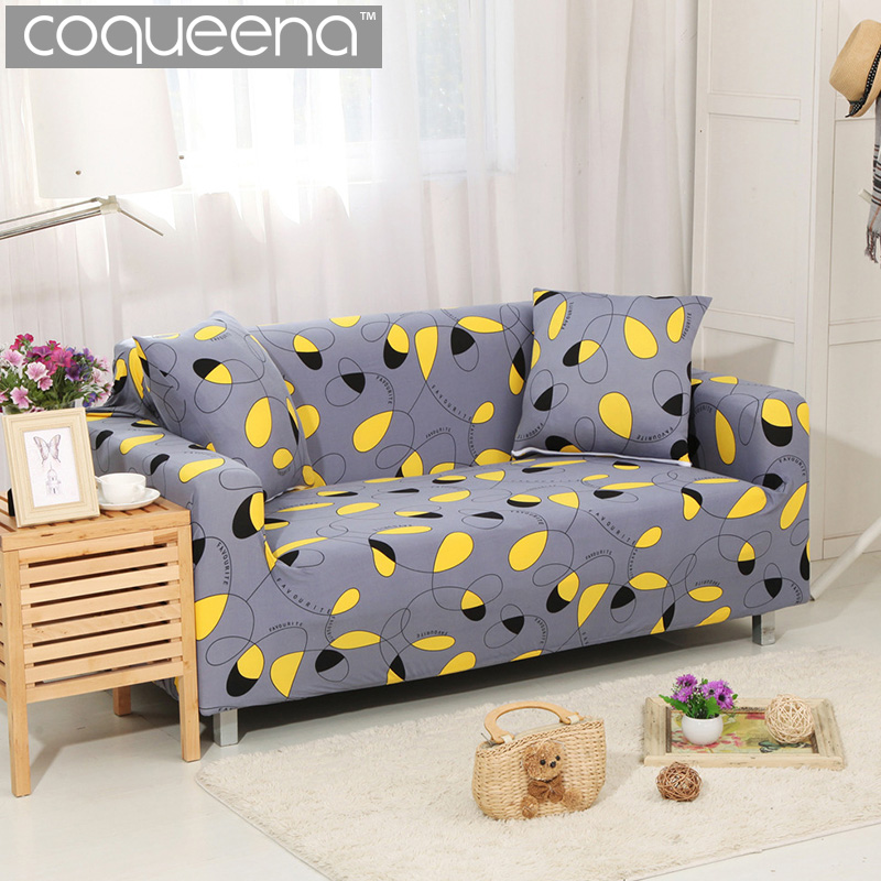Elastic Stretch Cover for Couch Sofa Universal Slipcover