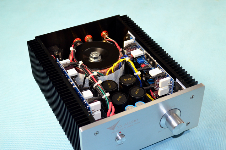 YS-Audio AM-60 Hi-Fi Integrated Amplifier HIFI EXQUIS AM60 Amp
