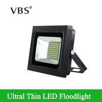 Waterproof Ultrathin LED Floodlight 15W30W 60W 100W 150W 200W Downlight Anti Theft High Light Output Spotlight