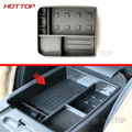 ABS Central Storage Pallet Armrest Container Decorative Box Case For Kia /Sportage R 2010 2011 2012 2013 2014