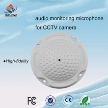 SIZHENG COTT-C7 HI-Fidelity CCTV audio microphone voice rlistening video surveillance systems for security camera
