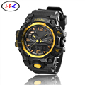 2016 OHSEN NEW Mens Sports Watches Relogio Masculino 2016 Hot Men Silicone Sport Watch Reloj S Shockproof Electronic Wristwatch