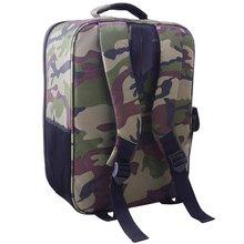 Камуфляж DJI Phantom 3 Рюкзак Phantom 3 Стандартный профессиональной деятельности Drone сумка